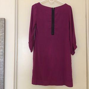 Splendid shift dress - purple/magenta like new